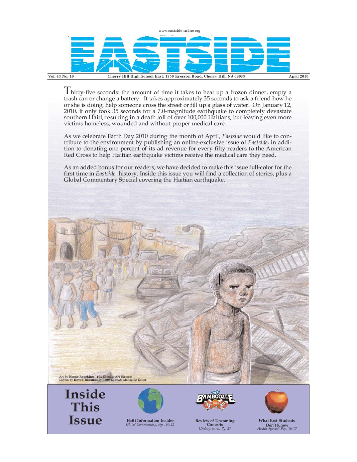 Eastside April 2010 By Eastside Newspaper Issuu He currently stars as ricky underwood on the abc family teen soap. issuu