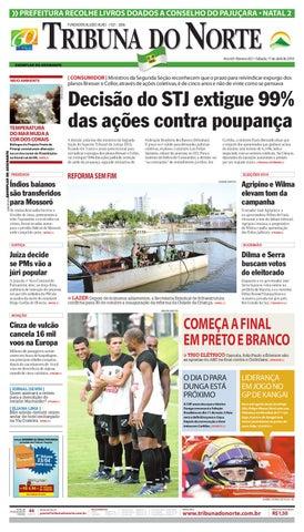 a182557880 Tribuna do Norte - 17 04 2010 by Empresa Jornalística Tribuna do ...