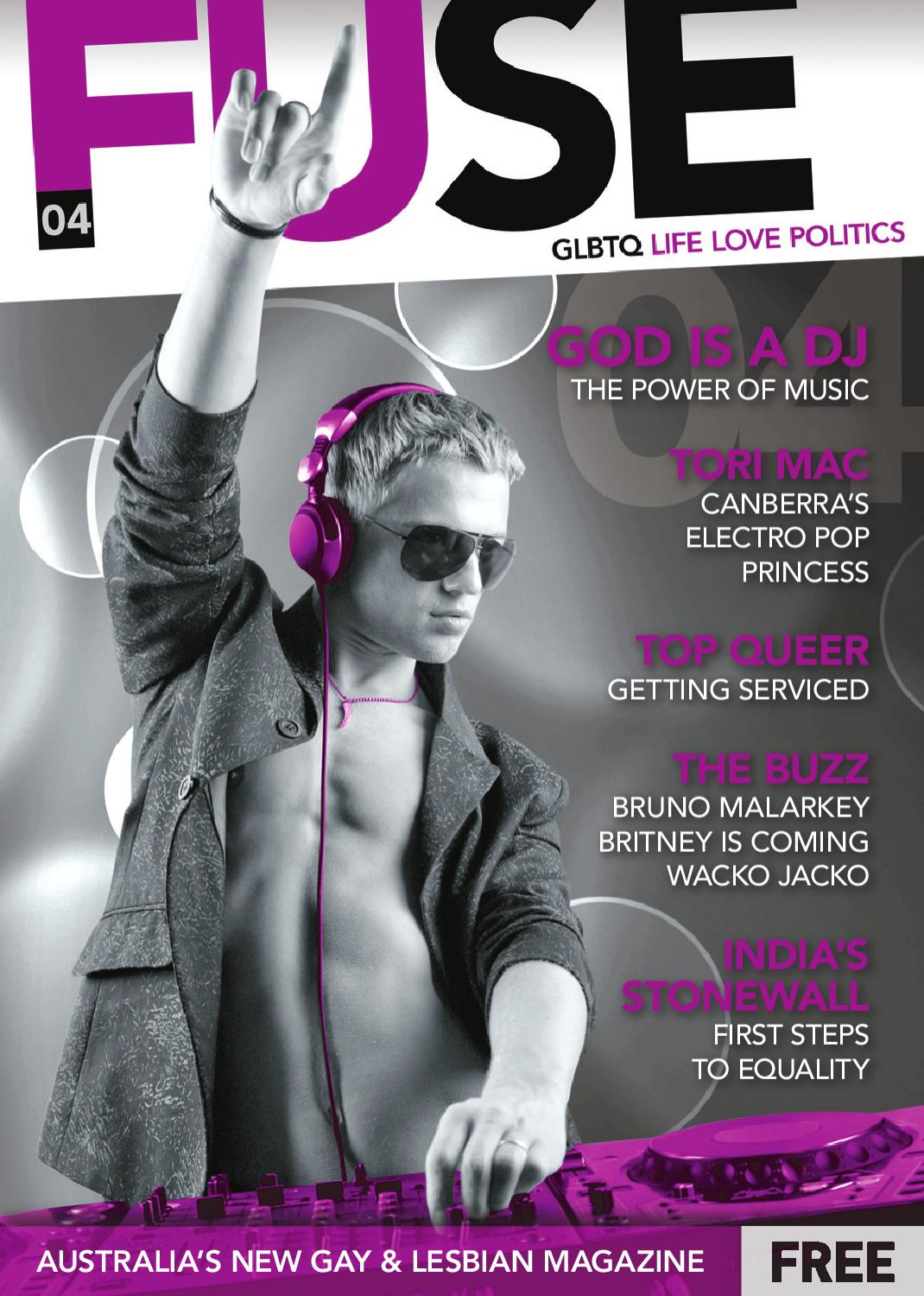 Fuse 04 Is A Dj Boy Cover