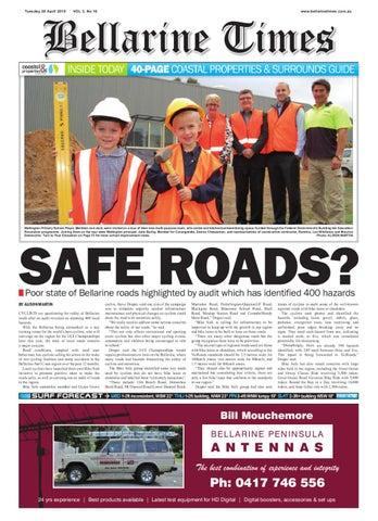 9252215c417a Bellarine Times Apr 20 by Surf Coast News Australia Pty Ltd - issuu