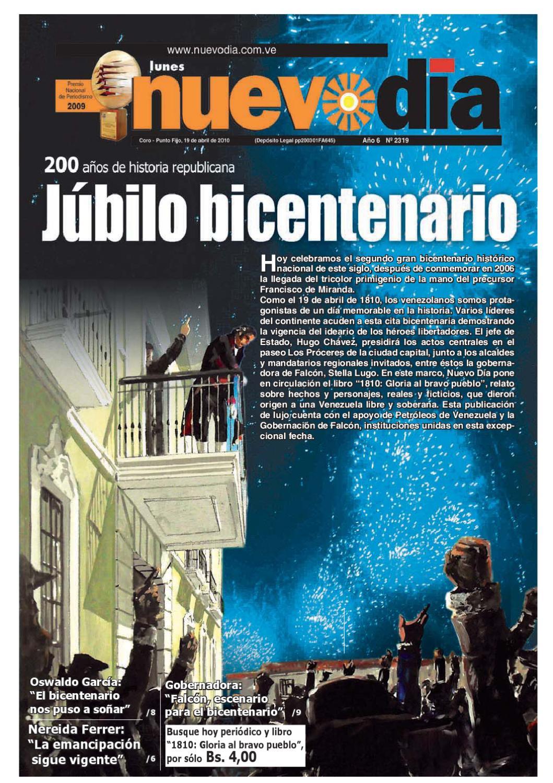 Diario Nuevodia Lunes 19-04-2010 by Diario Nuevo Día - issuu bc11846bc1d