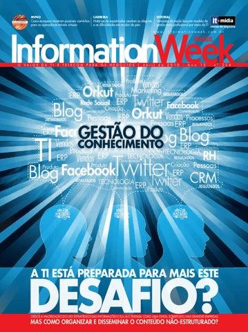 7dc54ada5 Information Week Brasil - Ed.226 by IT Mídia - issuu