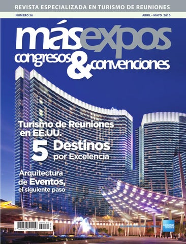 Masexpos :: Revista 36 by Olvaid - issuu