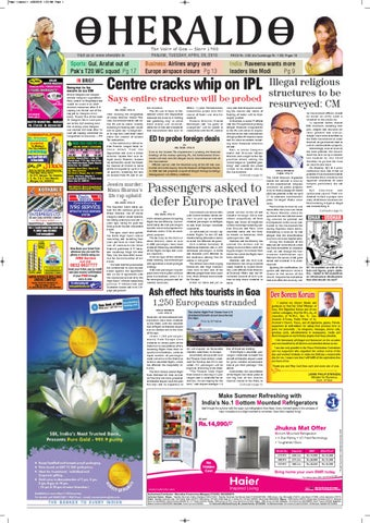 20 April 10 Herald Publications Pvt Ltd By Herald Publications Issuu