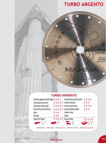 Foretto Diamantato a secco LASER ORO SPIRAL diam 82 mm