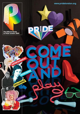 fc8bfac70b2c4 The Official Guide to Pride London 2009 by Talent Media - issuu