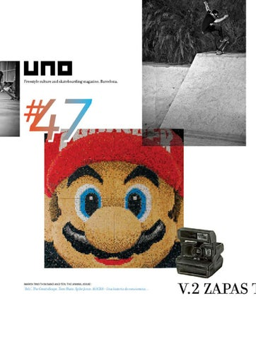 03bfe33b7a7 UNO MAGAZINE 47 by Snow Planet Base - issuu