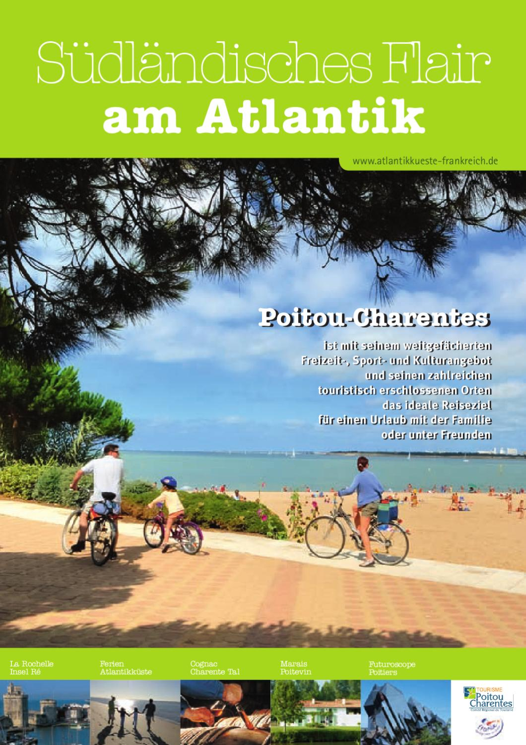Südländliches Flair Am Atlantik By Yves Merlet   Issuu