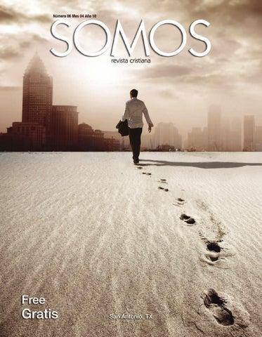 Revista Cristiana SOMOS – Número 06 Mes 04 Año 10