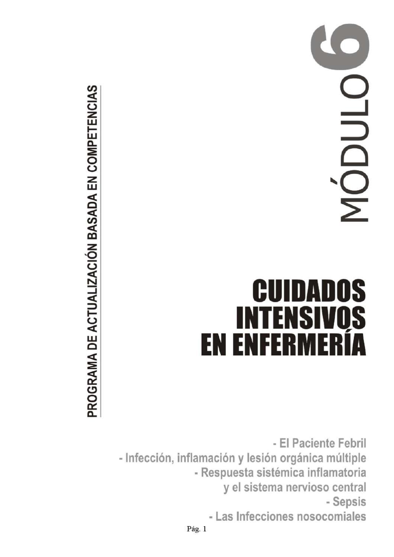 Cudiados Intensivos VI by Salud Preventiva Andina Salud Preventiva ...