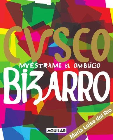 Cusco Bizarro by camilabustamante - issuu b645429054d