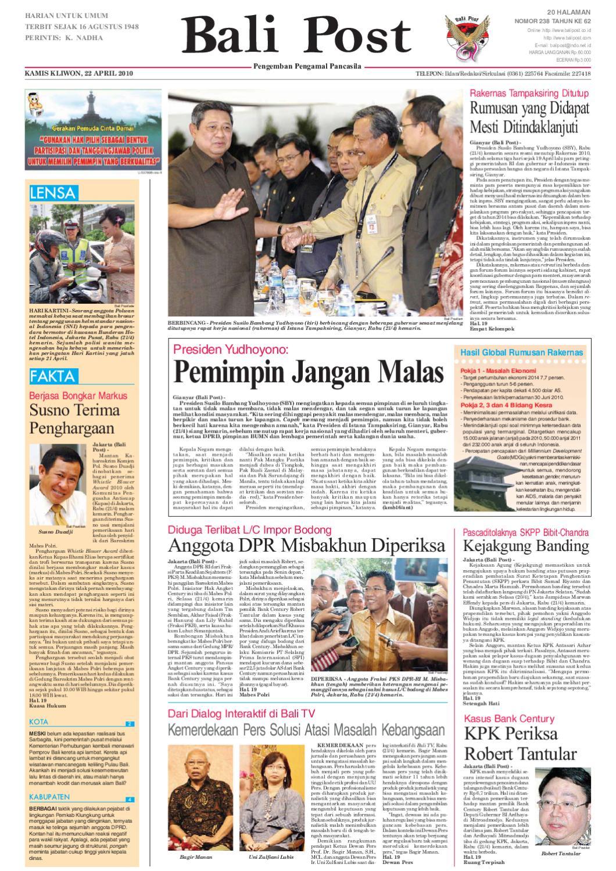 Edisi 22 April 2010  68da021b78