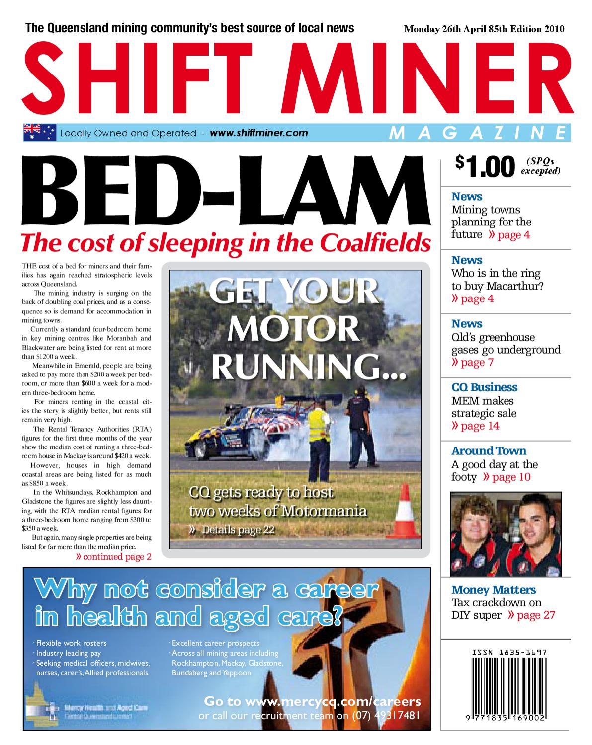 Shift Miner Magazine_SM85 by Shift Miner - issuu