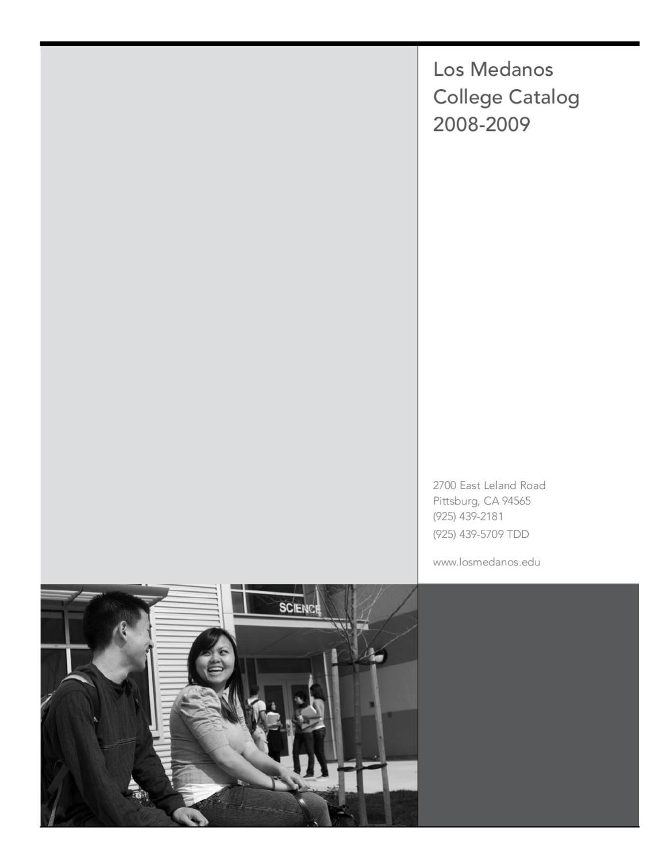 Los Medanos College Catalog 2008 2009 By Issuu Leland Faraday Motor Wiring Diagram