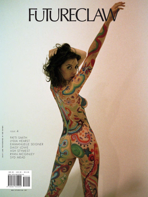 39524b6bdfd FutureClaw Issue 4 Daisy Lowe cover by FutureClaw - issuu