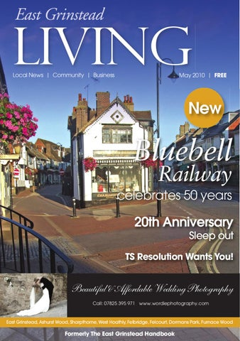 Image result for east grinstead living magazine
