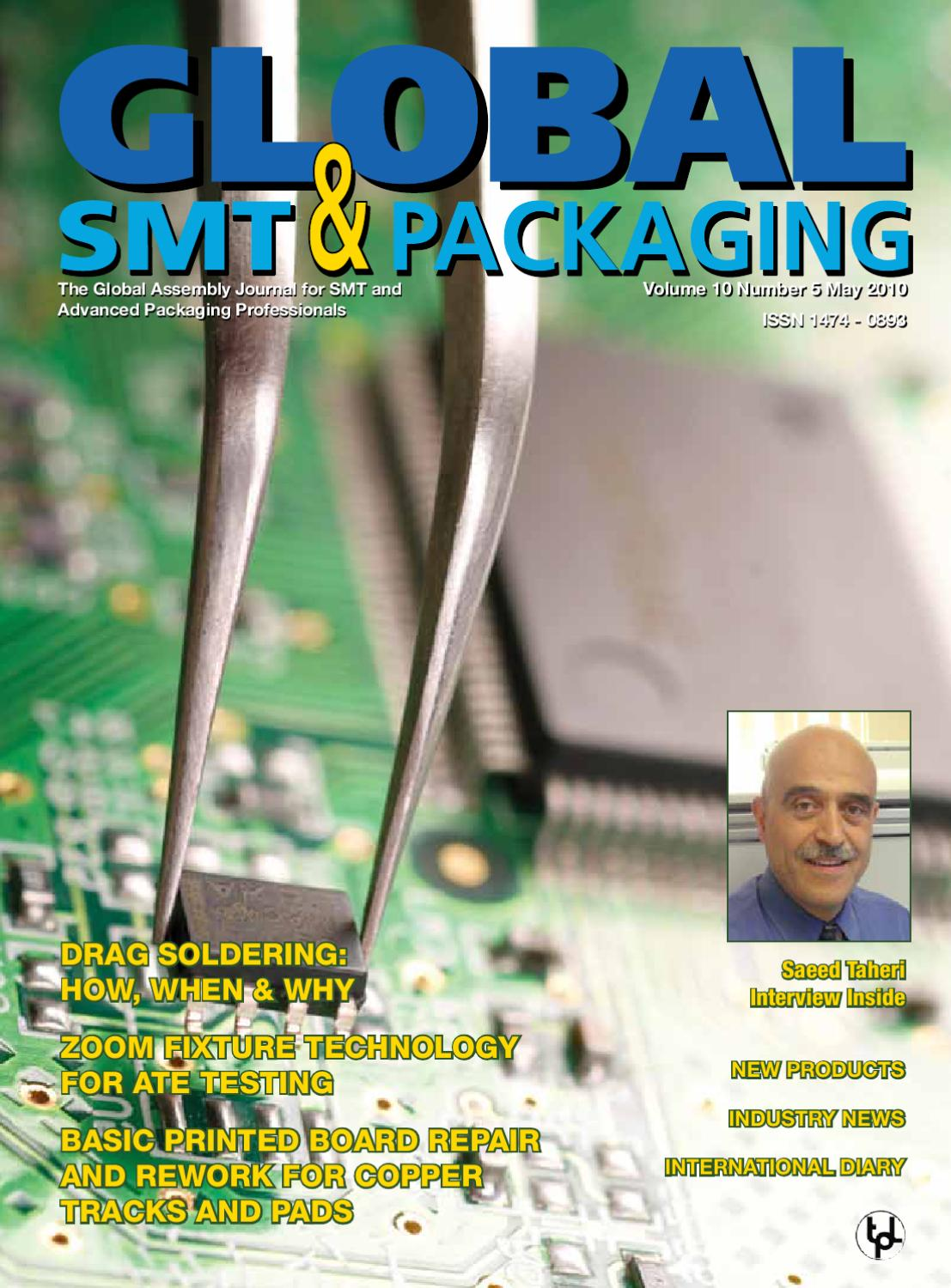 Global Smt Packaging May 2010 European Edition By Trafalgar Circuit Board Recycling Equipmentoffer Copper Wire Machine Publications Issuu