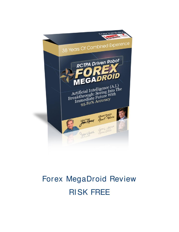 gratuit forex megadroid robot gratuit