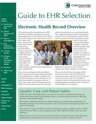 Practice Management and EHR (A Total Patient Encounter For Medisoft Clinical)