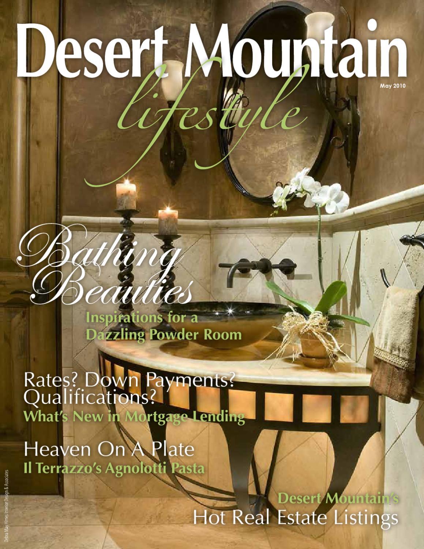 Desert Mountain May 10 By Dlp Marketing Issuu