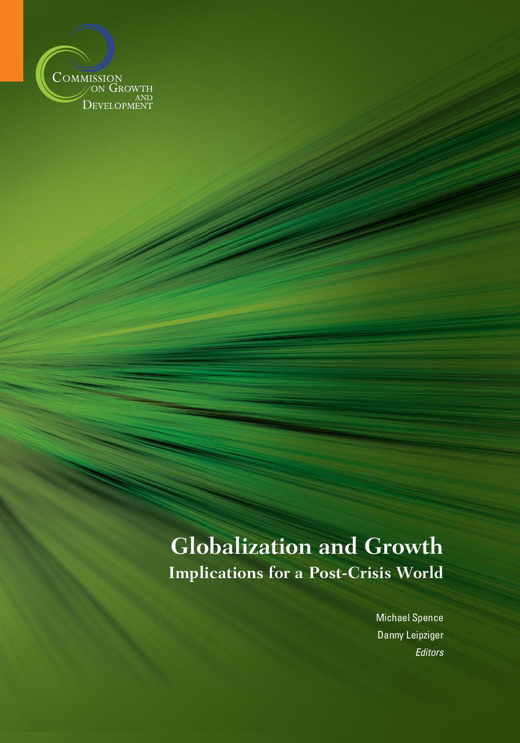 a955182cec9 Globalization and Growth by World Bank Publications - issuu