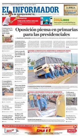 El Informador impreso 2010.04.27 by El Informador - Diario online ... fba9787e7a2