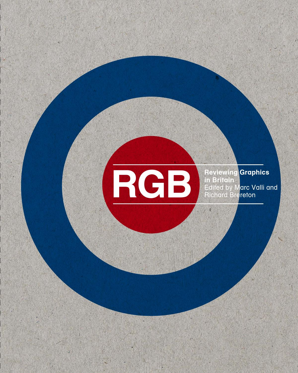 Rgb Reviewing Graphics In Britain By Andreas Hidber Issuu