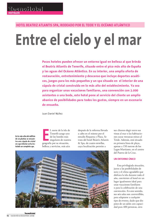 Tecnohotel 443 by pelda o issuu for Hotel familiar nunez