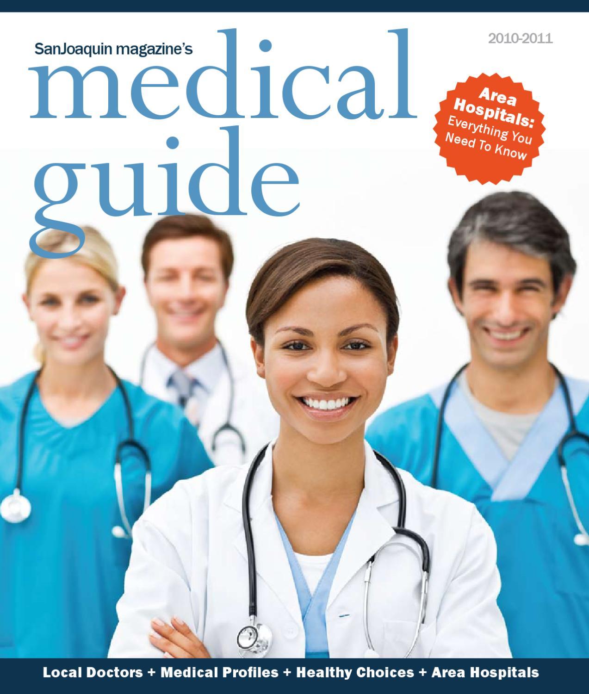 San Joaquin Magazine Medical Guide by San Joaquin Magazine - issuu