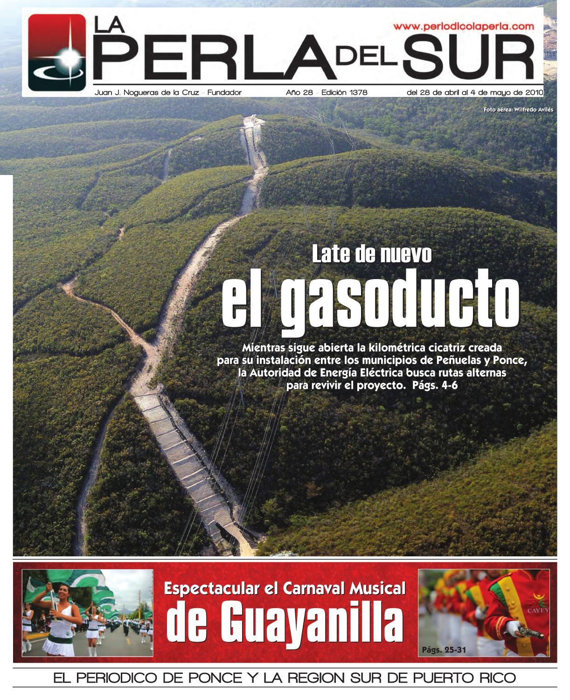 Edicion 1378 by Periódico La Perla Del Sur - issuu