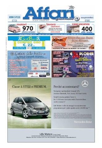 Giornale Affari 30 Aprile 2010 by Editoriale Affari Srl - issuu 01a3377aeff