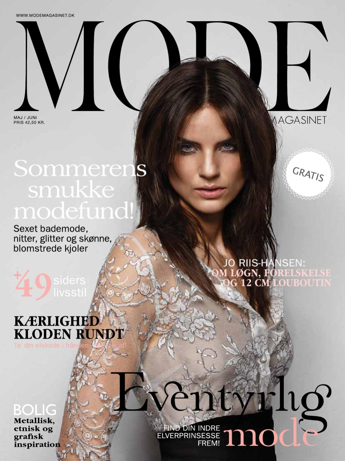 3f773205ee3 Modemagasinet #05 by Mathilde Holkenfeldt Behrendt - issuu