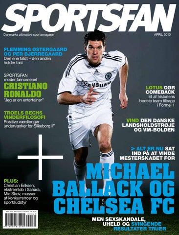 d9c7563d24b Sportsfan - Nr. 49 - April 2010 by 18k - freelance grafisk design ...