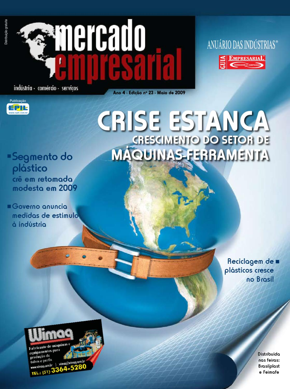 6c402df40 Revista Mercado Empresarial - Brasilplast Feimafe by 123achei portal - issuu