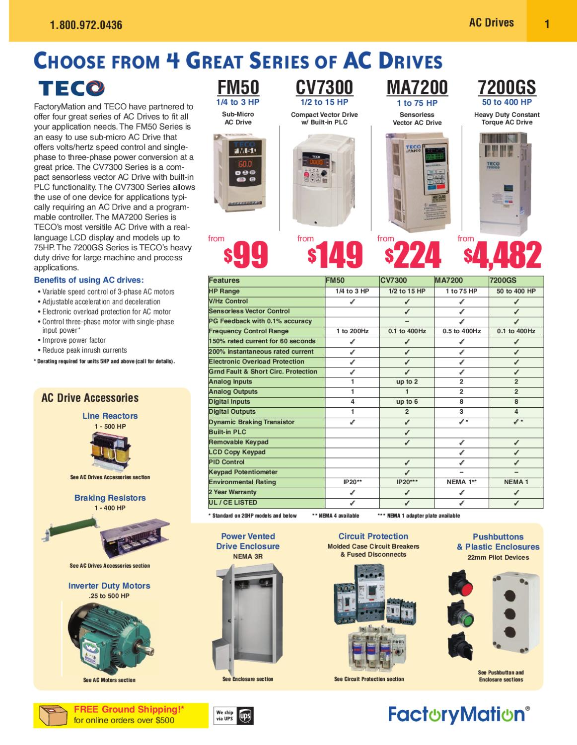 Factorymation Catalog April 2010 By Issuu Wiring Diagram Schematics For The 18500 To 36000 Btu Ac Unit With 2
