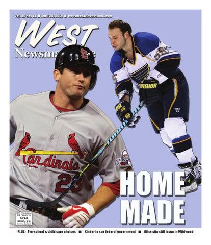 West Newsmagazine April 28