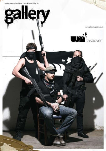 Gallery 63: May 2010 : The Takeover Issue