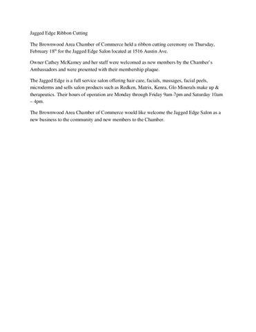 18f2cc53b1 Fredericksburg VA Community Profile by Townsquare Publications