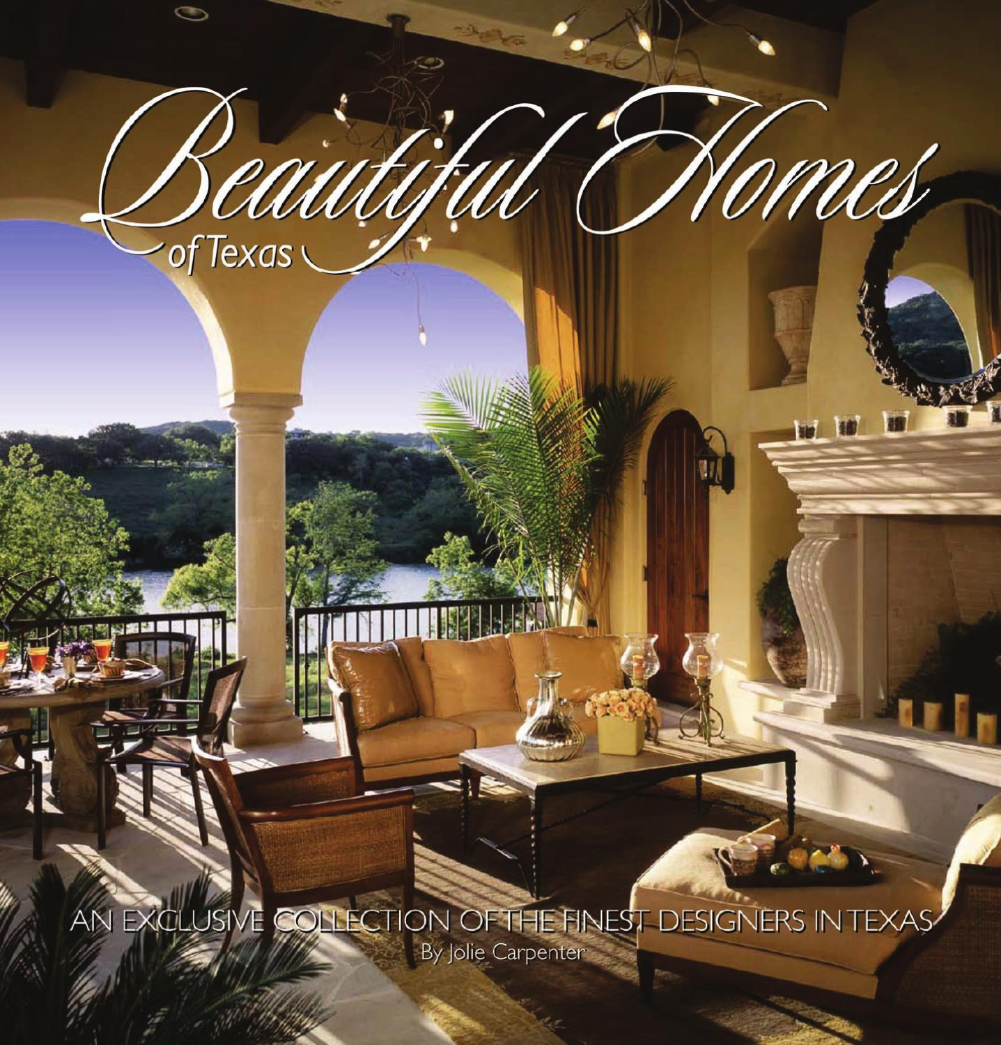 Beautiful Homes Of Texas TOTTD By Panache Partners