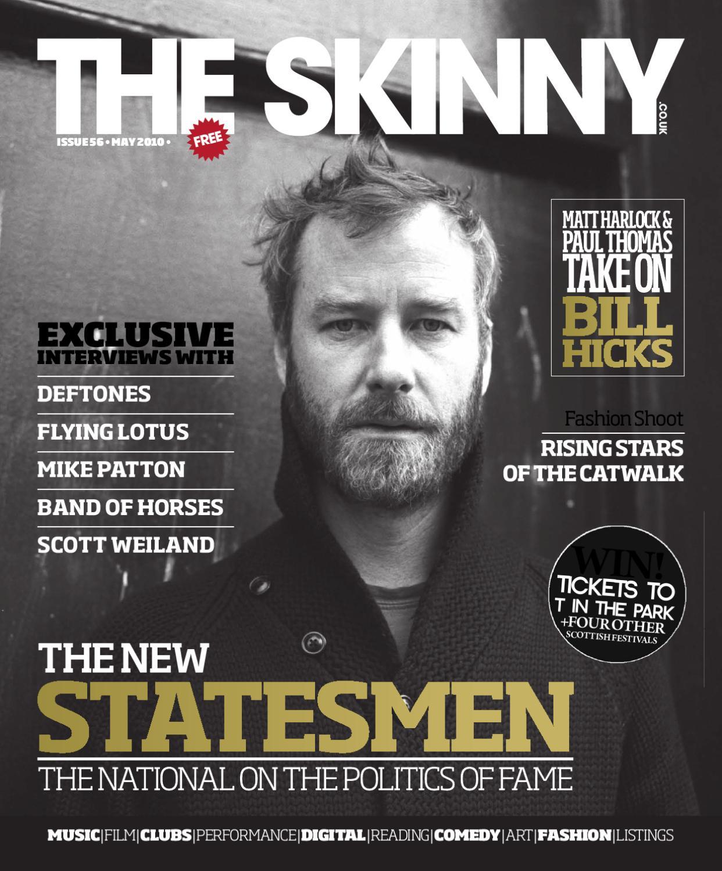 Ths Skinny May 2010 by The Skinny - issuu