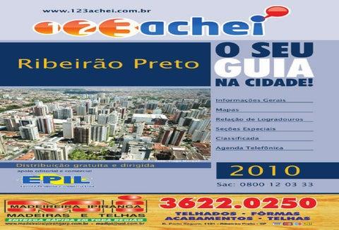 Car o Leitor Caro Leitor,, É com imensa satisfação que estamos  disponibilizando ao mercado a 1ª edição do Guia 123 Achei - O Seu Guia na  Cidade - Ribeirão ... 65c99c2dbe