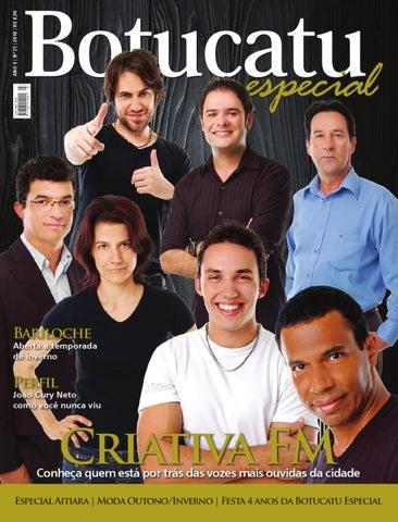 Botucatu Especial - Criativa FM by Revista Especial - issuu a16a4610fe