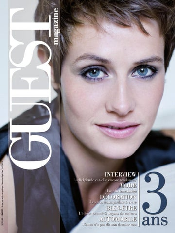 47618fdd628 GUEST 25 by Guest Magazine - issuu