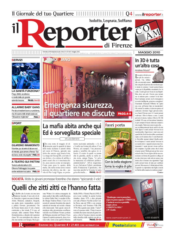 Il reporter-Quartiere 4-maggio 2010 by ilreporter - issuu b489ea1d7c5