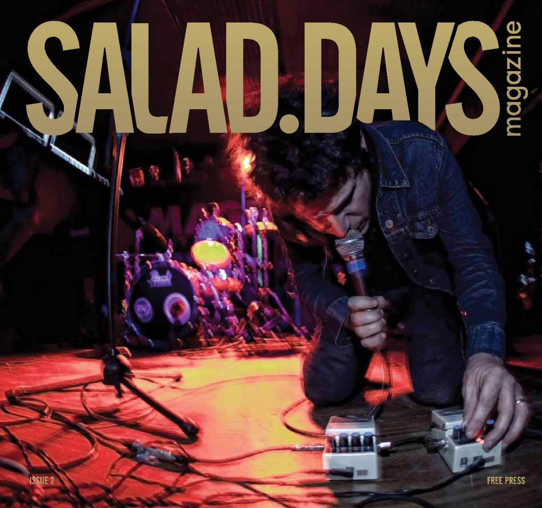 b4103ac22a Salad Days Magazine #2 by Salad Days Magazine - issuu