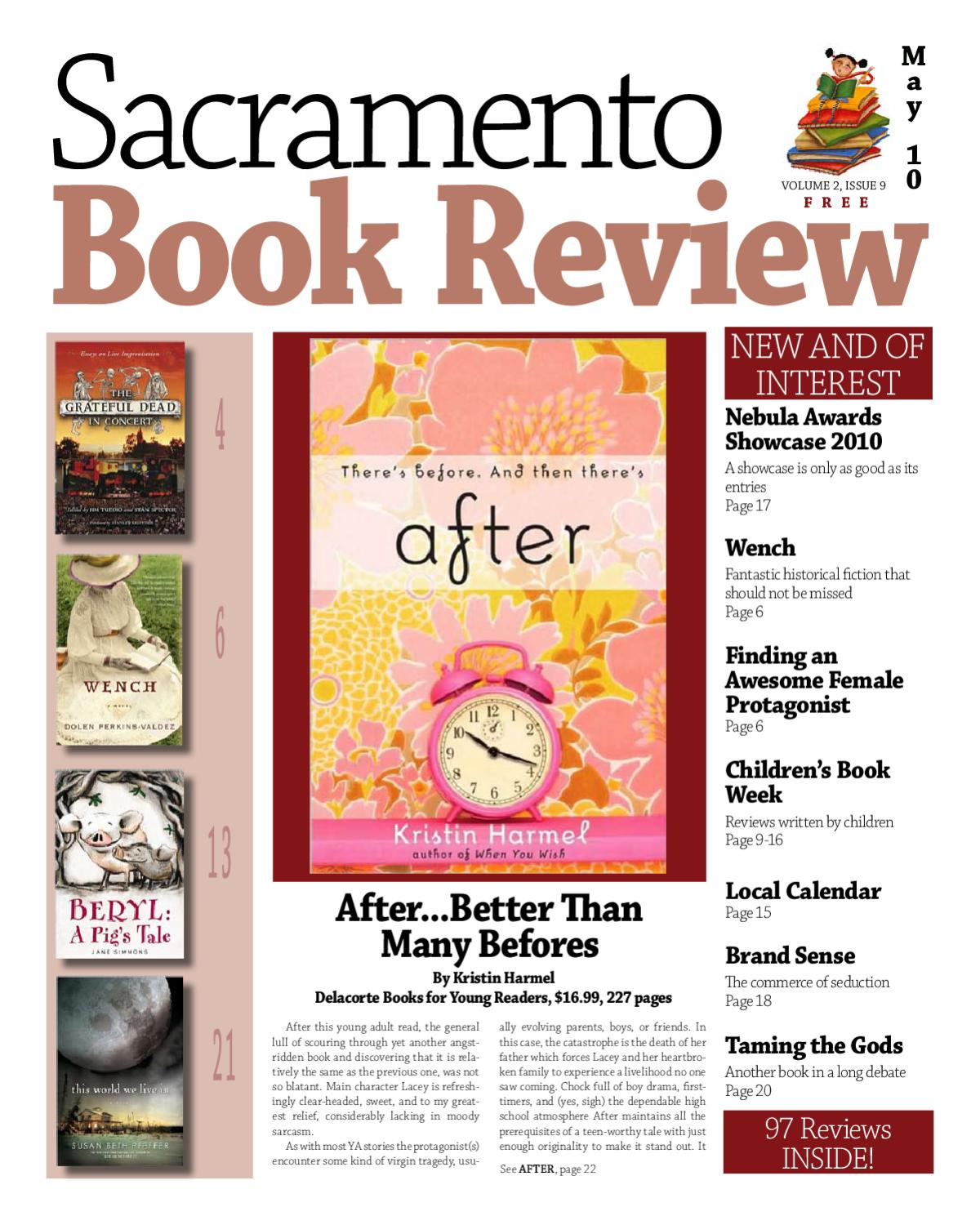 Sacramento Book Review May 2010 By City Book Review Publishers