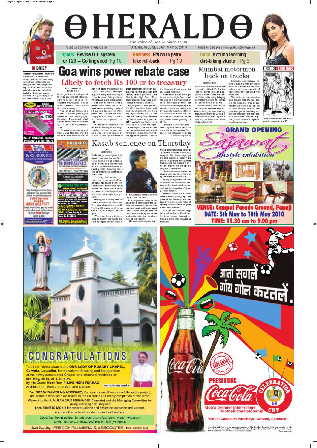 HERALD PUBLICATIONS-MAY 5 by Herald Publications - issuu