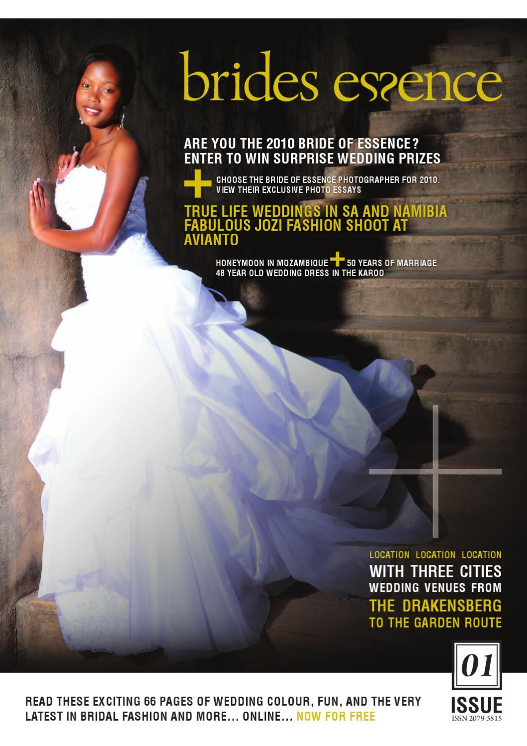 Brides Essence - Issue 01 by Brides Essence - issuu