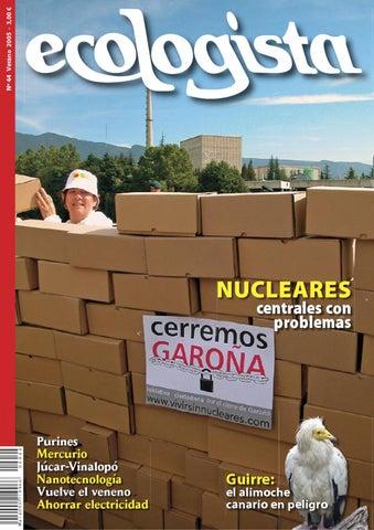 El Ecologista Nº 44 By Revista El Ecologista Issuu