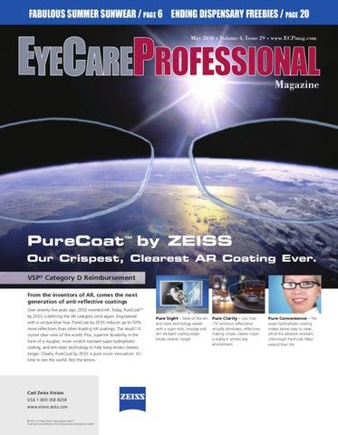 f7024210ea35 EyeCare Professional Magazine May 2010 Issue by ECP Magazine - issuu